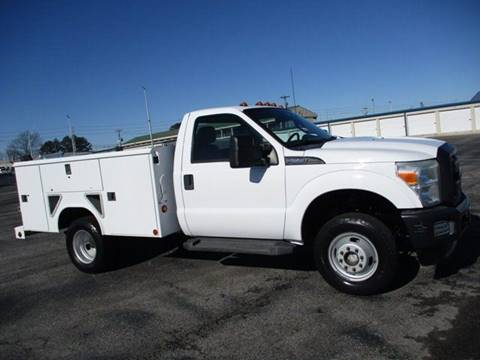 2011 Ford F-350 Super Duty for sale in Lawrenceburg, TN