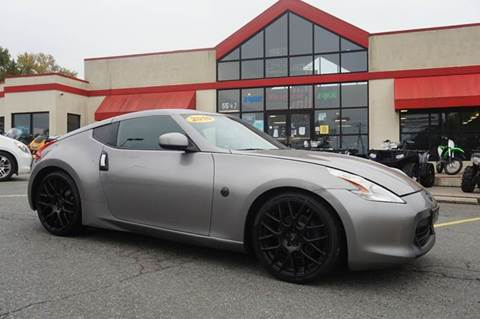 2010 Nissan 370Z for sale at Kevin Powell Motorsports Greensboro in Greensboro NC