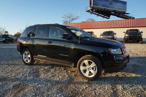 2015 Jeep Compass for sale at Kevin Powell Motorsports Greensboro in Greensboro NC