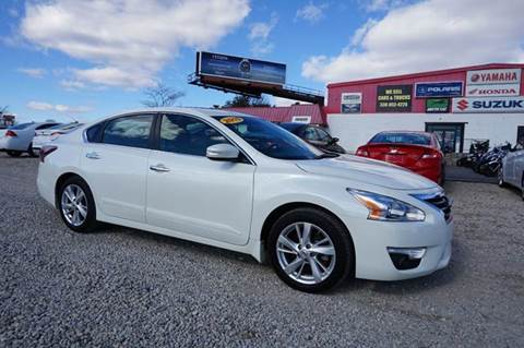 2015 Nissan Altima for sale at Kevin Powell Motorsports Greensboro in Greensboro NC