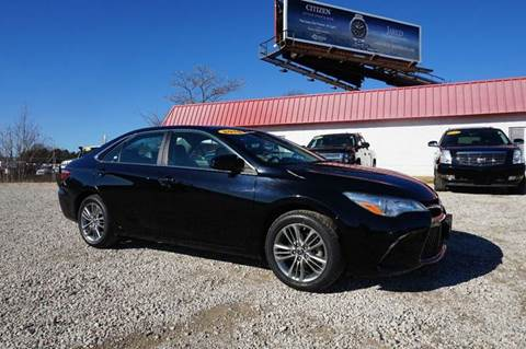 2015 Toyota Camry for sale at Kevin Powell Motorsports Greensboro in Greensboro NC