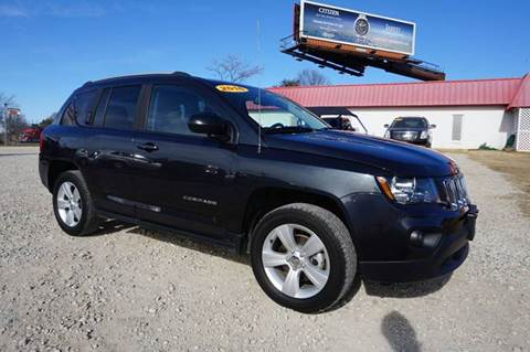 2016 Jeep Compass for sale at Kevin Powell Motorsports Greensboro in Greensboro NC