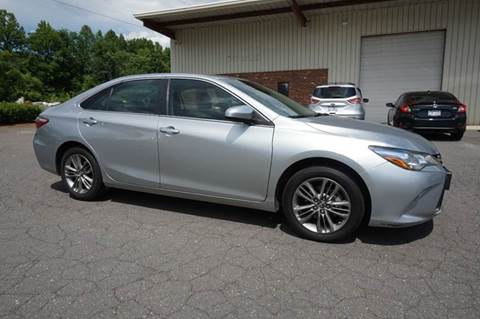 2016 Toyota Camry for sale at Kevin Powell Motorsports Greensboro in Greensboro NC