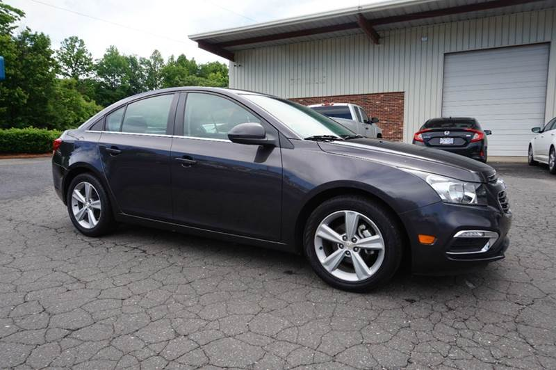 2016 Chevrolet Cruze Limited for sale at Kevin Powell Motorsports Greensboro in Greensboro NC