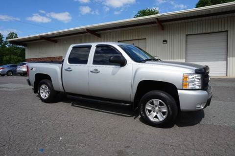 2011 Chevrolet Silverado 1500 for sale at Kevin Powell Motorsports Greensboro in Greensboro NC