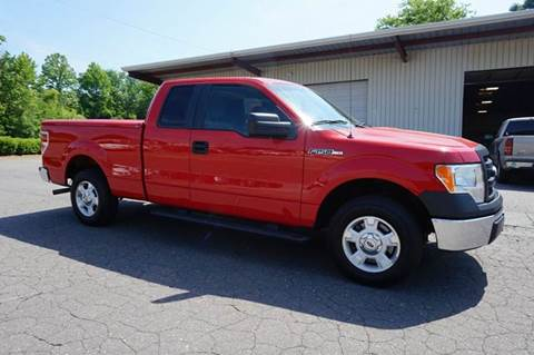 2014 Ford F-150 for sale at Kevin Powell Motorsports Greensboro in Greensboro NC