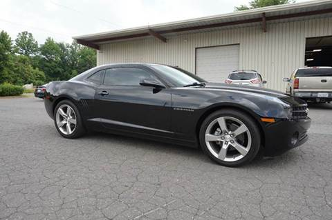 2010 Chevrolet Camaro for sale at Kevin Powell Motorsports Greensboro in Greensboro NC
