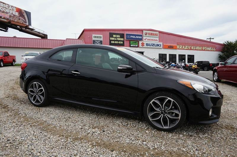 2015 Kia Forte Koup for sale at Kevin Powell Motorsports Greensboro in Greensboro NC