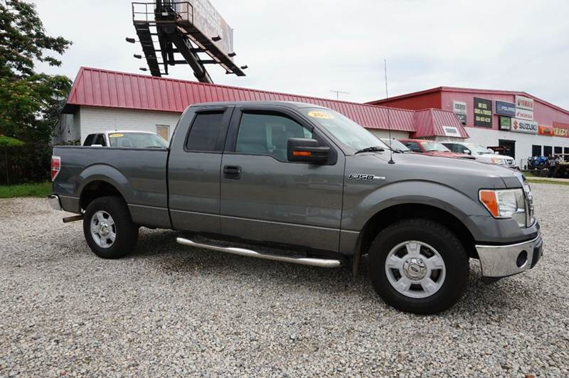 2011 Ford F-150 for sale at Kevin Powell Motorsports Greensboro in Greensboro NC