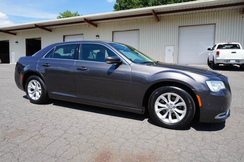 2015 Chrysler 300 for sale at Kevin Powell Motorsports Greensboro in Greensboro NC