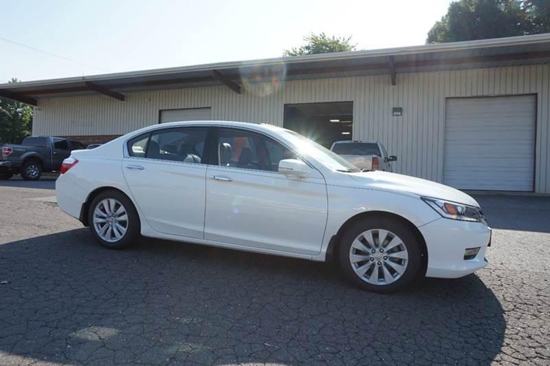 2013 Honda Accord for sale at Kevin Powell Motorsports Greensboro in Greensboro NC