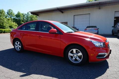 2014 Chevrolet Cruze for sale at Kevin Powell Motorsports Greensboro in Greensboro NC