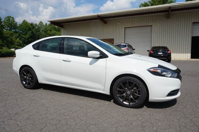 2015 Dodge Dart for sale at Kevin Powell Motorsports Greensboro in Greensboro NC