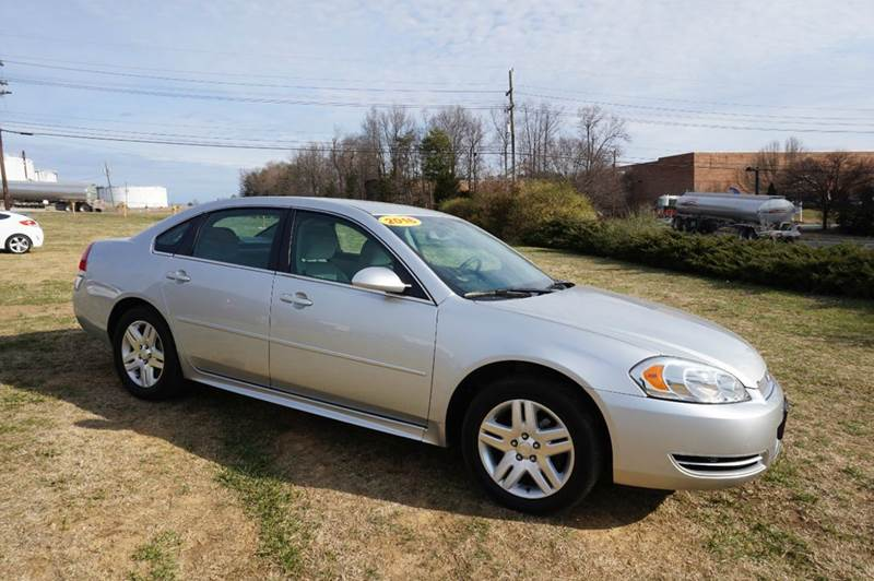 2013 Chevrolet Impala for sale at Kevin Powell Motorsports Greensboro in Greensboro NC