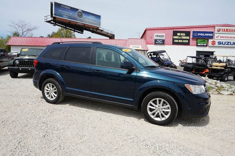 2015 Dodge Journey for sale at Kevin Powell Motorsports Greensboro in Greensboro NC