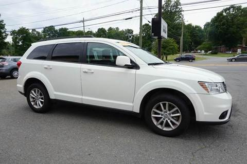 2016 Dodge Journey for sale at Kevin Powell Motorsports Greensboro in Greensboro NC