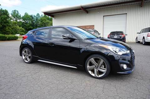 2016 Hyundai Veloster for sale at Kevin Powell Motorsports Greensboro in Greensboro NC