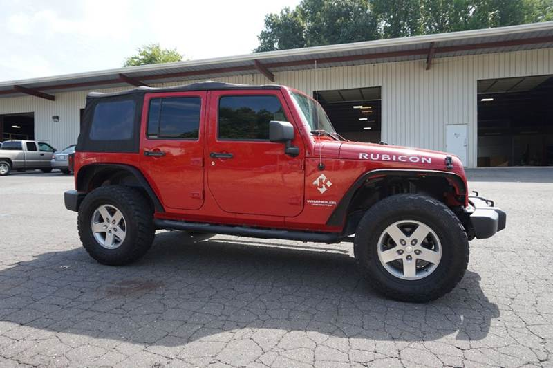 2010 Jeep Wrangler Unlimited for sale at Kevin Powell Motorsports Greensboro in Greensboro NC