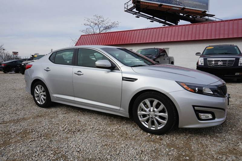 2013 Kia Optima for sale at Kevin Powell Motorsports Greensboro in Greensboro NC