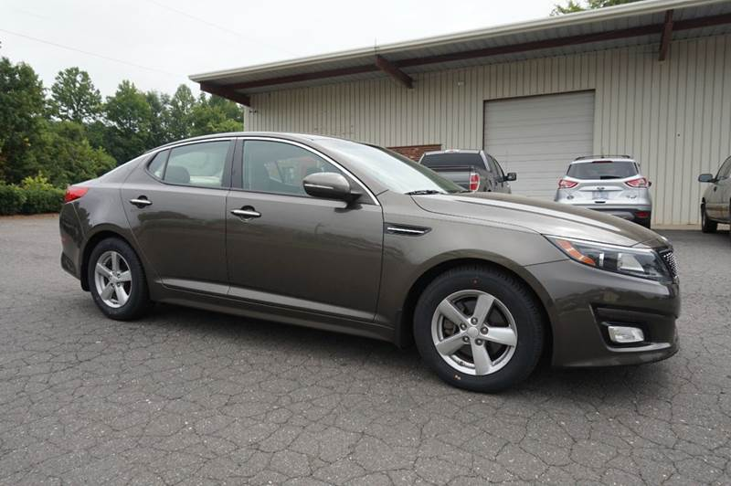 2014 Kia Optima for sale at Kevin Powell Motorsports Greensboro in Greensboro NC