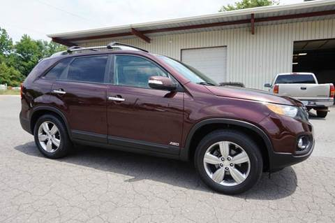 2013 Kia Sorento for sale at Kevin Powell Motorsports Greensboro in Greensboro NC