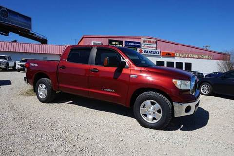 2007 Toyota Tundra for sale at Kevin Powell Motorsports Greensboro in Greensboro NC