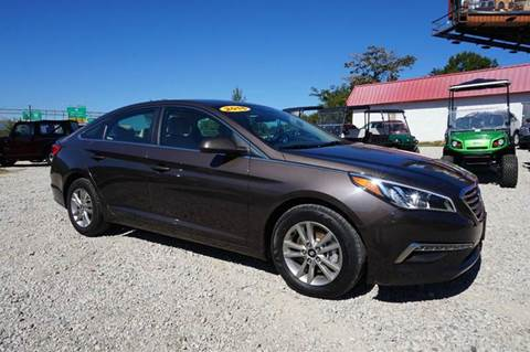 2016 Hyundai Sonata for sale at Kevin Powell Motorsports Greensboro in Greensboro NC