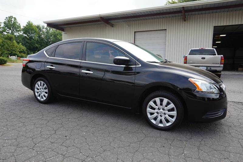 2013 Nissan Sentra for sale at Kevin Powell Motorsports Greensboro in Greensboro NC