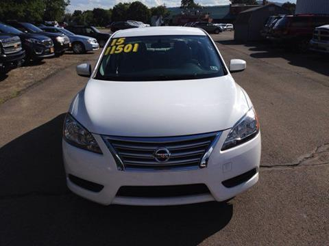 2015 Nissan Sentra for sale in Towanda, PA