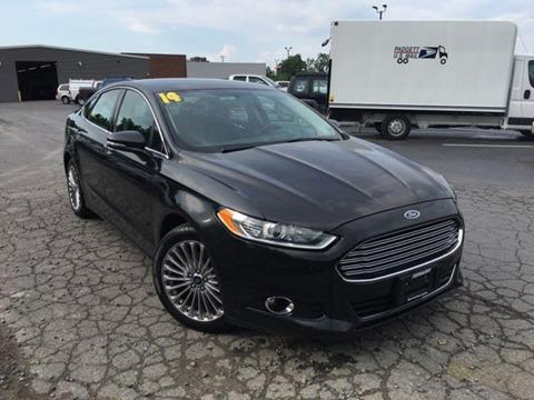 2014 Ford Fusion for sale in Towanda, PA