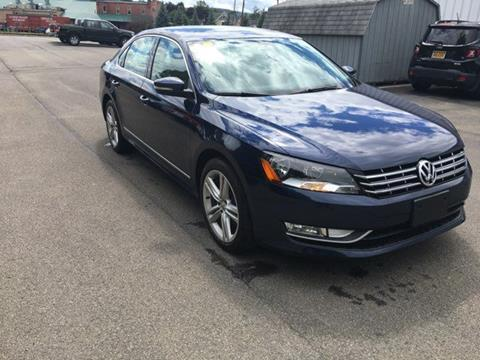 2015 Volkswagen Passat for sale in Towanda, PA
