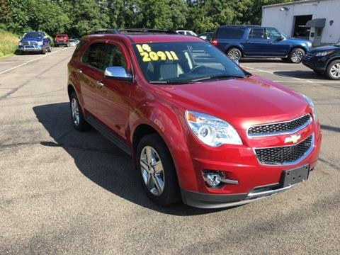 2014 Chevrolet Equinox for sale in Towanda, PA