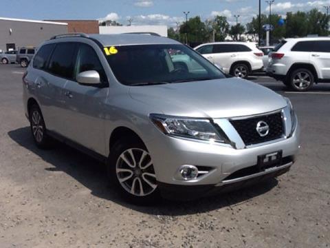 2016 Nissan Pathfinder for sale in Towanda, PA