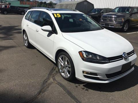 2015 Volkswagen Golf SportWagen for sale in Towanda, PA