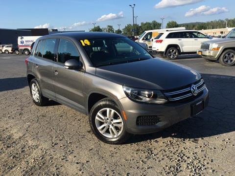 2014 Volkswagen Tiguan for sale in Towanda, PA