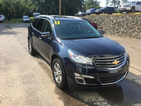 2017 Chevrolet Traverse for sale in Towanda, PA