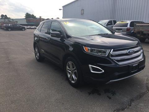 2016 Ford Edge for sale in Towanda, PA