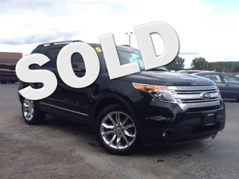 2015 Ford Explorer for sale in Towanda, PA