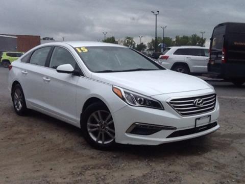 2015 Hyundai Sonata for sale in Towanda, PA
