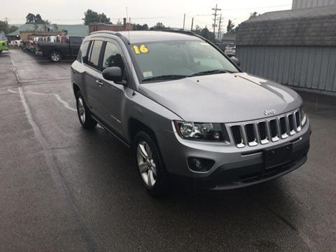 2016 Jeep Compass for sale in Towanda, PA