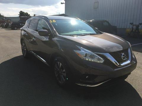 2016 Nissan Murano for sale in Towanda, PA