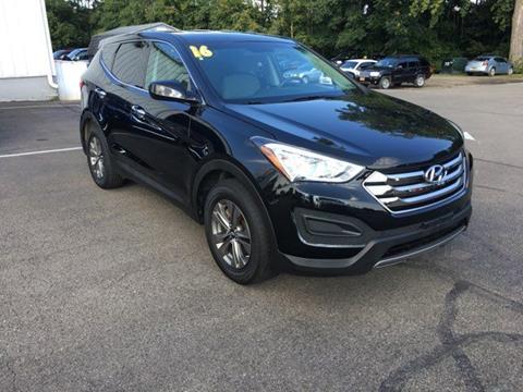 2016 Hyundai Santa Fe Sport for sale in Towanda, PA