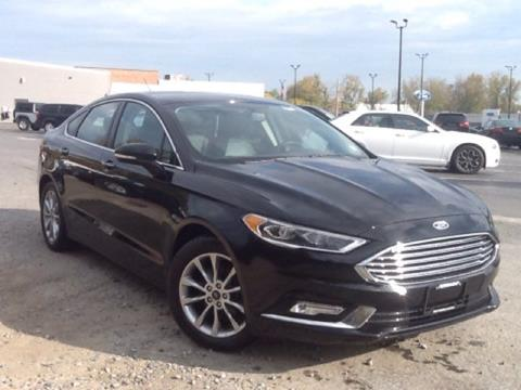 2017 Ford Fusion for sale in Towanda, PA