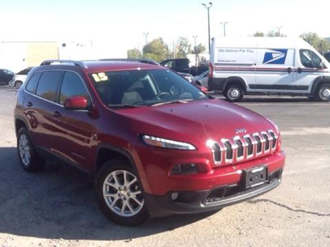 2015 Jeep Cherokee for sale in Towanda, PA