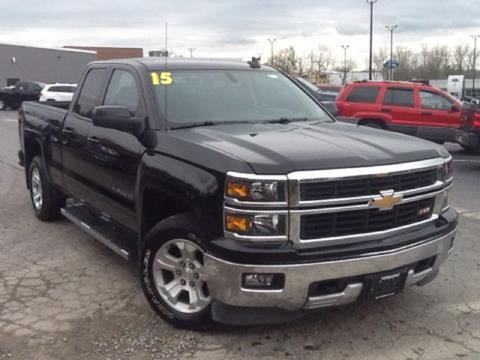 2015 Chevrolet Silverado 1500 for sale in Towanda, PA