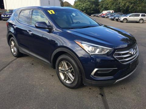 2017 Hyundai Santa Fe Sport for sale in Towanda, PA