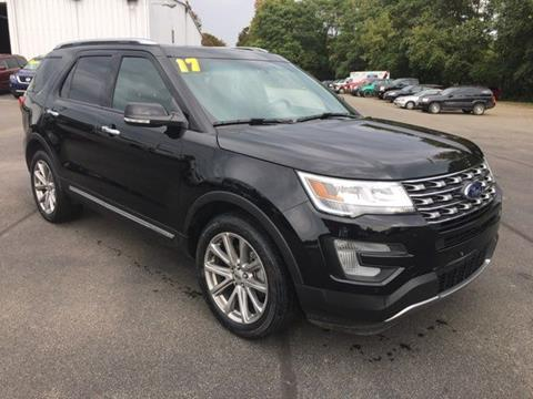 2017 Ford Explorer for sale in Towanda, PA