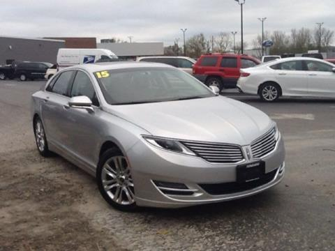 2015 Lincoln MKZ for sale in Towanda, PA