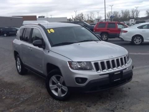 2014 Jeep Compass for sale in Towanda, PA