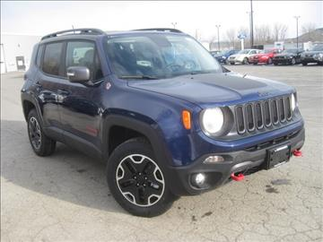 2017 Jeep Renegade for sale in Towanda, PA